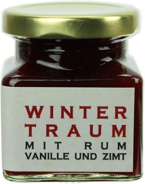 Winter Traum mit Rum, Vanille und Zimt 150g