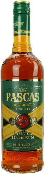 Old Pascas Dark Rum 40.0% 0,7l
