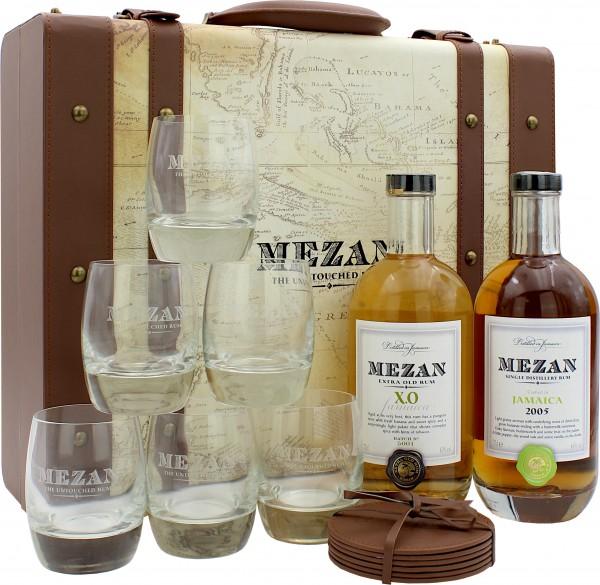 Mezan Rum Koffer Luxury Pack