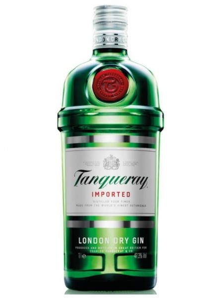 Tanqueray London Dry Gin 47.3% 1 Liter