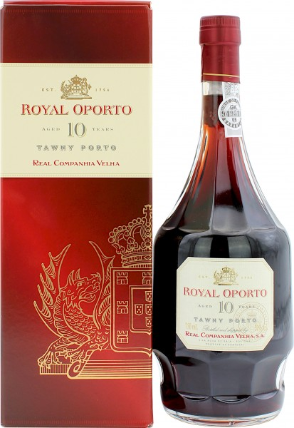 Royal Oporto 10 Jahre Tawny Porto