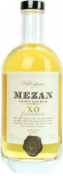 Mezan Jamaica Rum X.O. Barrique 40.0% 0,7l