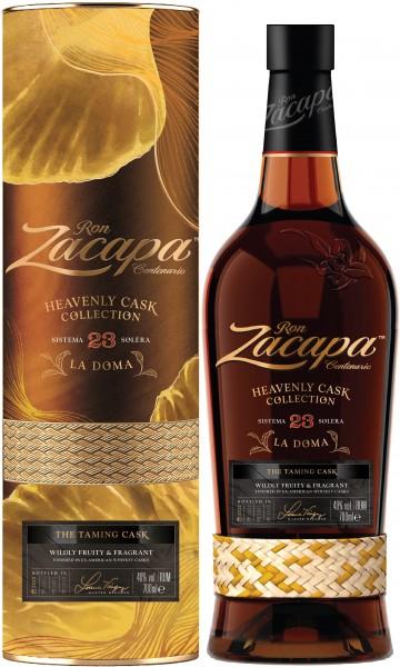 Ron Zacapa Centenario 23 Jahre La Doma Limited Release