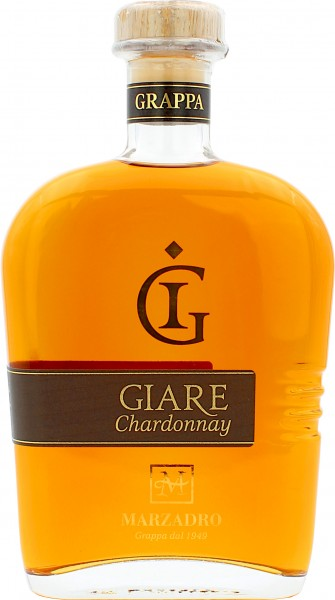 Marzadro Giare Chardonnay Grappa