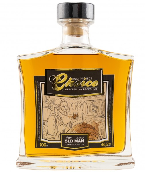 Rum Project Choice - Spirits of Old Man