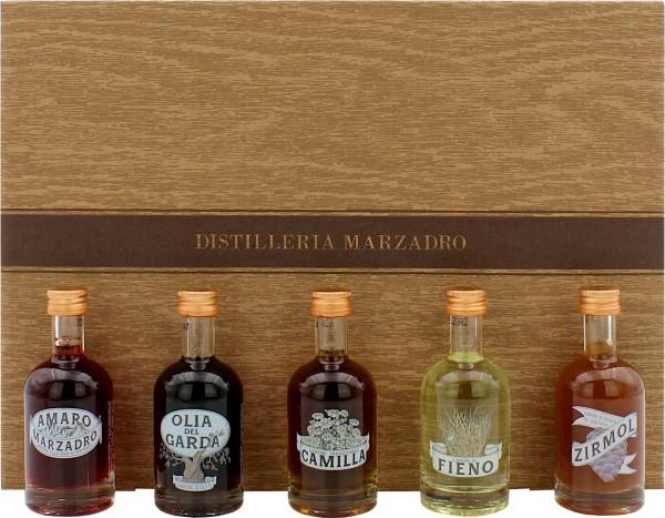 Marzadro Liquore Infusioni Degustazione Likör Geschenkset einzeln