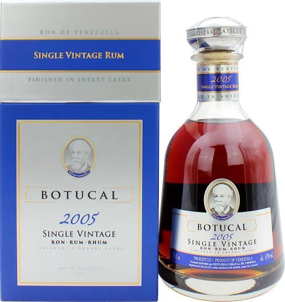 Ron Botucal Single Vintage 2005