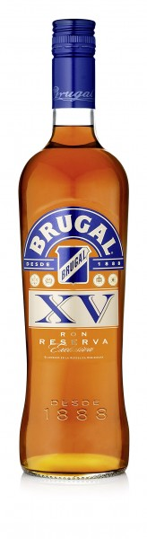 Brugal Ron XV Reserva Exclusiva 38% 0,7l