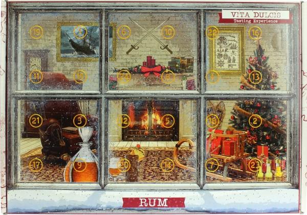 Rum Adventskalender Klassik 2019