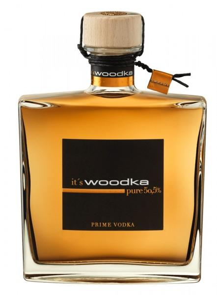Scheibel Prime Vodka It´s Woodka