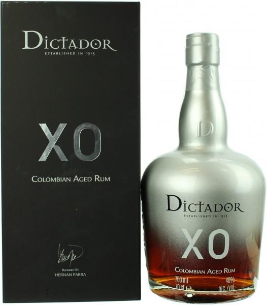 Dictador Rum XO Insolent 40.0% 0,7l