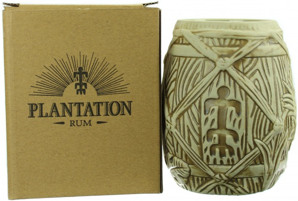 Plantation Tiki Mug Tonbecher 350ml