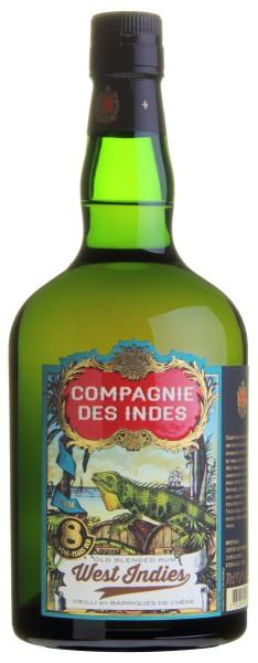 Compagnie Des Indes West Indies 8 Jahre Rum