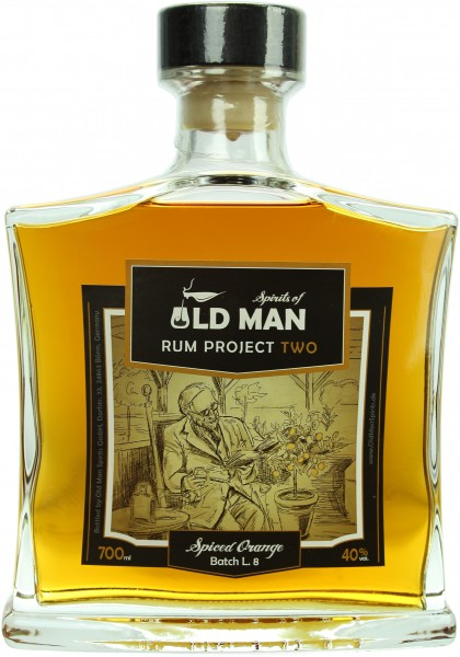 Rum Project Two - Spirits of Old Man