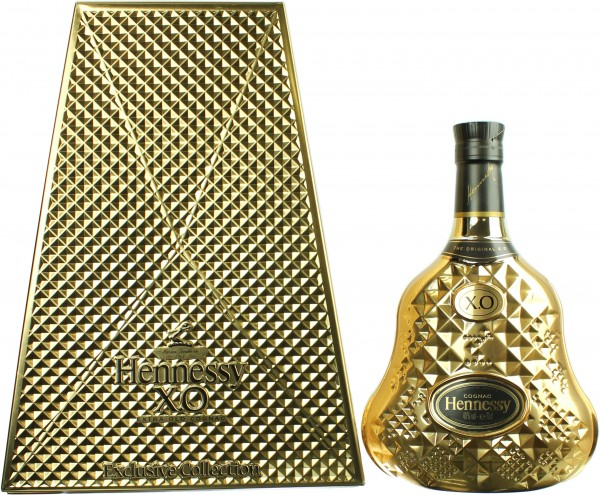 Hennessy XO Cognac Exclusive Collection Tom Dixon 40.0% 0,7l