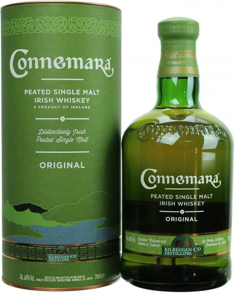 Connemara Peated 40.0% 0,7l