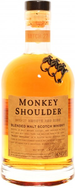 Monkey Shoulder 40.0% 0,7l
