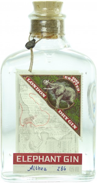 Elephant London Dry Gin 45.0% 0,5l