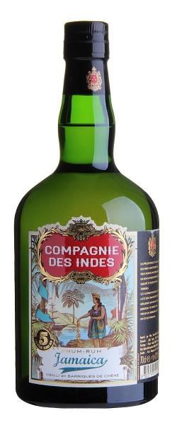 Compagnie Des Indes Jamaica Rum 5 Jahre
