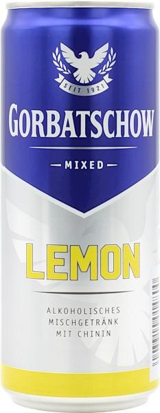 Wodka Gorbatschow Lemon