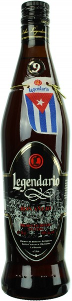 Legendario Ron Anejo 40.0% 0,7l