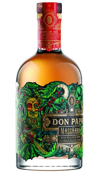 Don Papa Rum Masskara