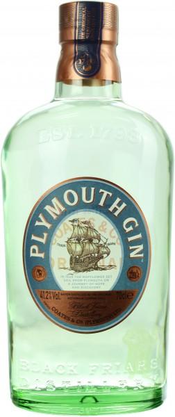 Plymouth Original Gin 41.2% 0,7l