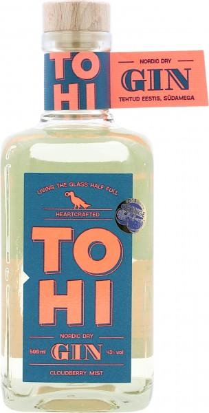 TOHI Nordic Dry Gin