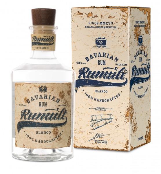 Rumult Blanco Bavarian Rum