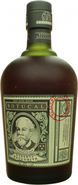 Ron Botucal Reserva Exclusiva 40% vol. 0,7l