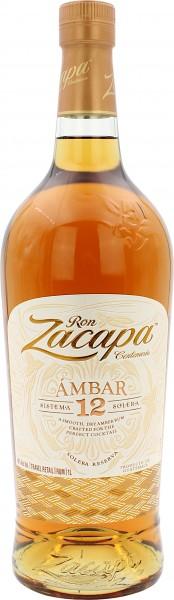 Ron Zacapa Ambar 12 Jahre