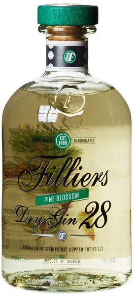 Filliers Dry Gin Pine Blossom