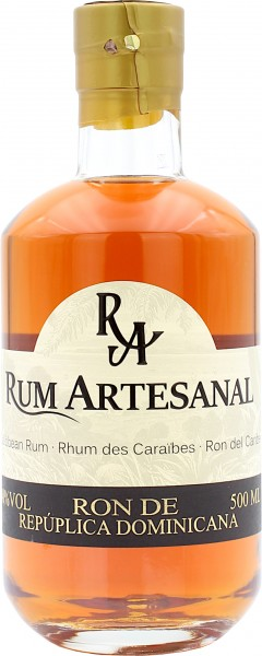 Rum Artesanal Ron de Repúplica Dominicana
