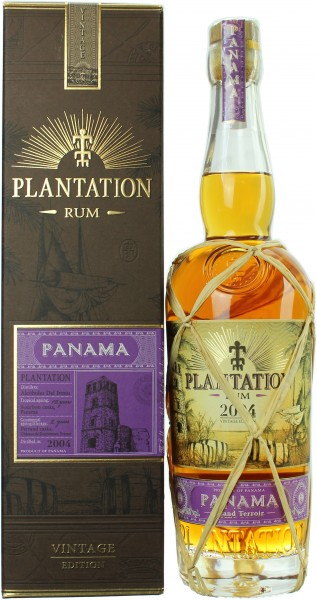 Plantation Rum Panama 11 Jahre 2004/2015 42.0% 0,7l