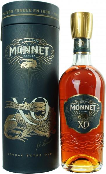 Monnet XO Cognac 40.0% 0,7l