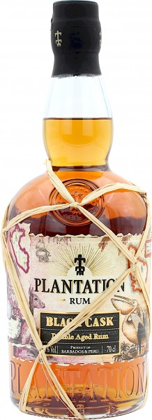 Plantation Rum Black Cask 2020