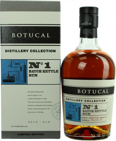 Ron Botucal Distillery Collection Batch No.1