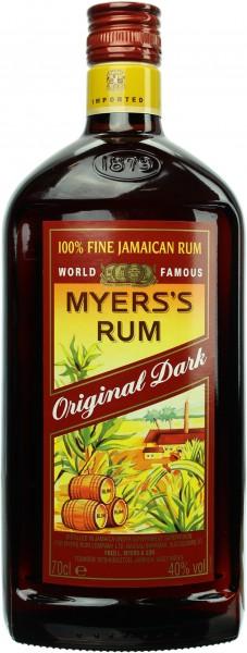 Myers's Rum 40.0% 0,7l