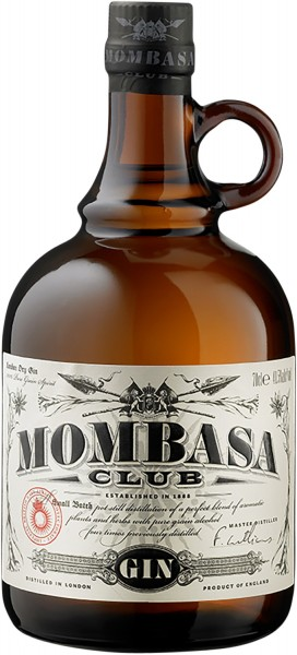 Mombasa Club London Dry Gin 41.5% 0,7l
