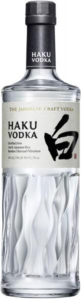 Haku Japanese Craft Vodka 40.0% 0,7l