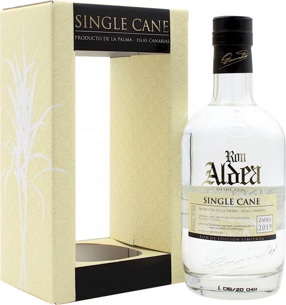 Ron Aldea Single Cane Rum 2019