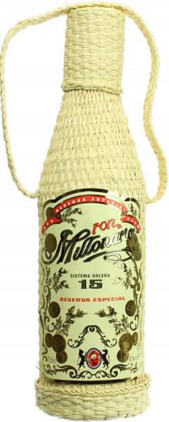 Ron Millonario Solera 15 Reserva Especial Rum
