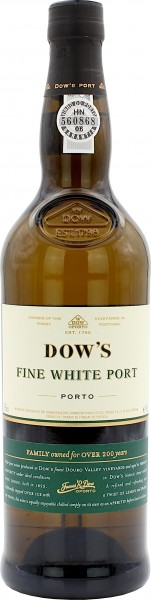 Dow's Fine White Port Porto