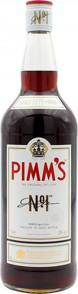 Pimm's No.1 25.0% 1 Liter