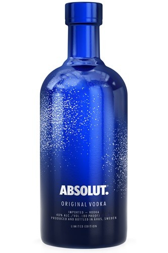 Absolut Vodka Limited Edition Uncover