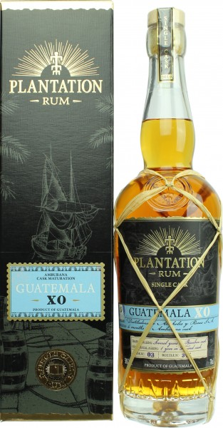Plantation Rum Guatemala XO Amburana Single Cask