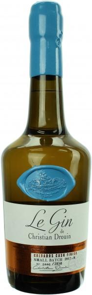 Le Gin De Christian Drouin Calvados Cask Finish 42.0% 0,7l