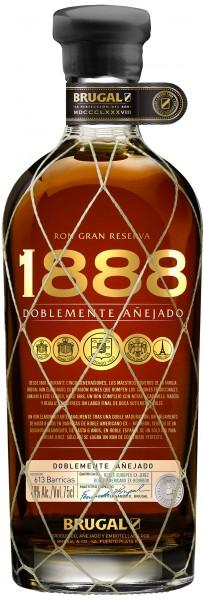 Brugal Ron 1888 Gran Reserva Familiar 40% 0,7l