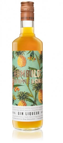 Humboldt Pineapple & Ginger Liqueur