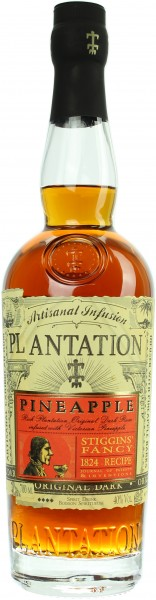 Plantation Rum Pineapple Stiggins Fancy 40.0% 0,7l